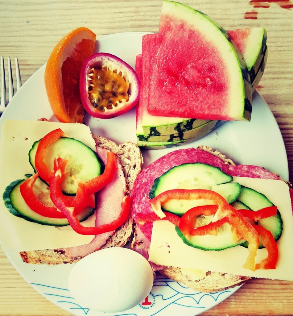 Frukost